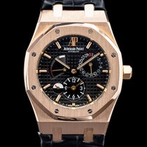 Audemars Piguet Royal Oak Dual Time 26120OR.OO.D002CR.01 Rose gold 39mm Automatic United States of America, Massachusetts, Boston