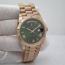 Rolex Day-Date 40 228235 Неношеные Pозовое золото 40mm Автоподзавод