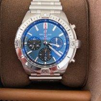 Breitling Chronomat Stahl 42mm Blau Keine Ziffern Deutschland, Oberbayern