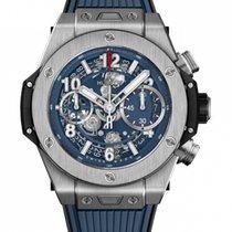 Hublot Big Bang Unico nowość 2021 Automatyczny Chronograf Zegarek z oryginalnym pudełkiem i oryginalnymi dokumentami 411.NX.5179.RX