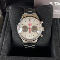 TAG Heuer Carrera Calibre 17 Steel 41mm Silver United States of America, Maryland, Baltimore