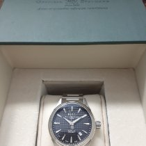 Ball Fireman Victory pre-owned 40mm Black Steel