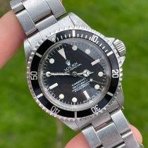Rolex Submariner (No Date) Steel 40mm Black No numerals United States of America, Michigan, Birmingham