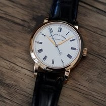 A. Lange & Söhne Richard Lange Rose gold 40.5mm Silver Roman numerals United States of America, California, Sunnyvale