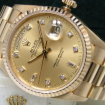 Rolex 18238 Yellow gold 1994 Day-Date 36 36mm new United States of America, Pennsylvania, HARRISBURG