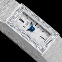 Piaget Very good White gold Manual winding
