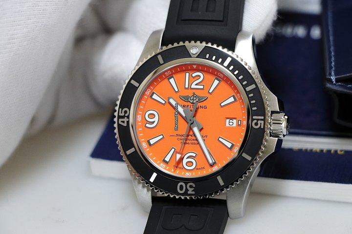 Breitling Superocean 42 A17366D7101S1 2020 usado