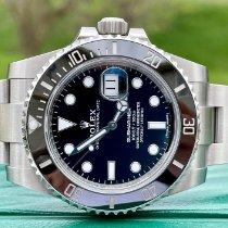 Rolex Submariner Date Steel 40mm Black No numerals United States of America, Illinois, ROMEOVILLE