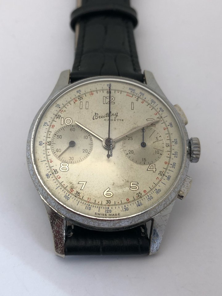 Breitling 1955 pre-owned
