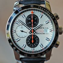 Chopard Grand Prix de Monaco Historique 20mm Silver United States of America, Missouri, Chesterfield