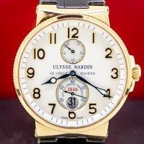 Ulysse Nardin Marine Chronometer 41mm Rose gold 41mm Arabic numerals United States of America, Massachusetts, Boston