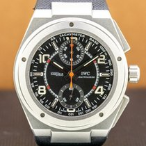 IWC Ingenieur AMG Titanium 42.5mm Arabic numerals United States of America, Massachusetts, Boston