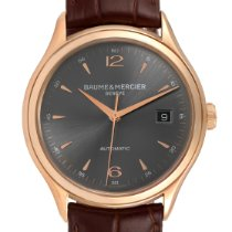 Baume & Mercier Clifton Rose gold 39mm Grey Arabic numerals United States of America, Georgia, Atlanta
