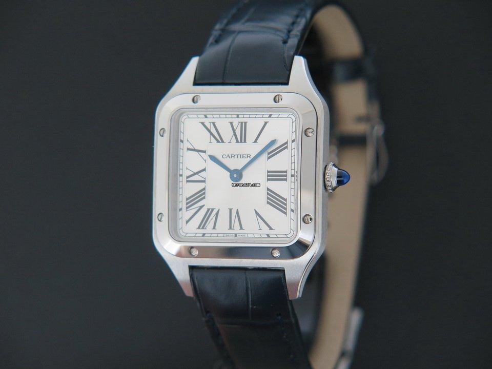 Cartier Santos Dumont WSSA0023 2021 neu