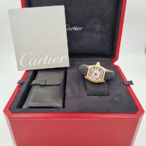 Cartier 2524 Yellow gold 2008 Roadster 37mm new