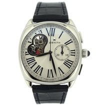 Zenith Steel 37mm Automatic 03.1925.4062/01.C725 pre-owned