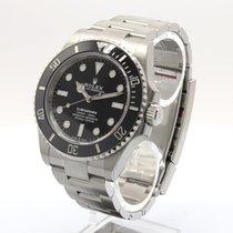 Rolex Submariner (No Date) 124060 Nuevo Acero 41mm Automático