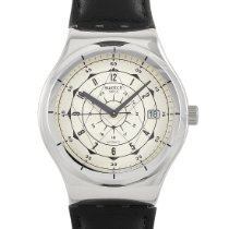 Swatch Steel 42mm Automatic YIS402 new United States of America, Pennsylvania, Southampton