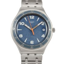 Swatch Steel 37.4mm Quartz YGS479G pre-owned United States of America, Pennsylvania, Southampton