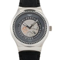 Swatch Steel Automatic Grey 42mm new