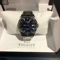 Tissot T127.407.11.041.00 Aço 2020 T-Classic 40mm usado