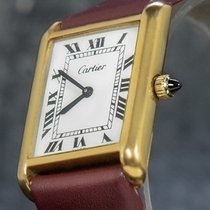 Cartier Très bon Or jaune 23mm Remontage manuel