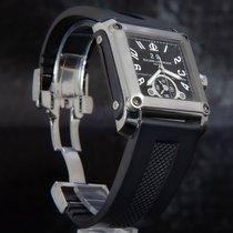 Baume & Mercier подержанные Автоподзавод 45mm Черный Сапфировое стекло