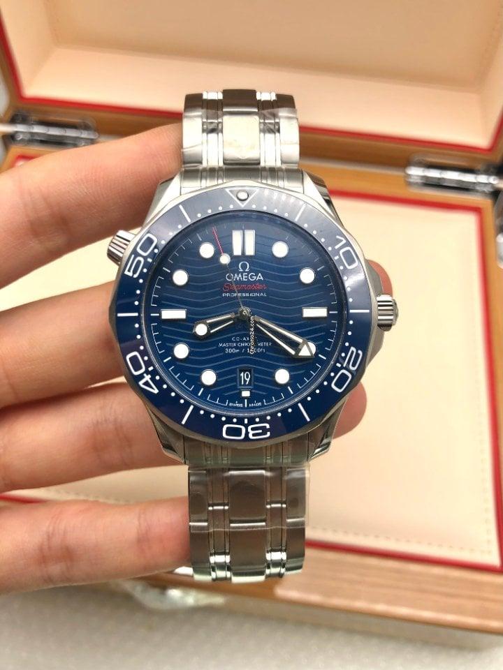 Omega Seamaster Diver 300 M 210.30.42.20.03.001 2021 nuevo