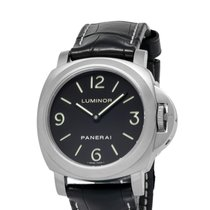 Panerai Luminor Base Titanium 44mm Black Arabic numerals United States of America, New York, Hartsdale
