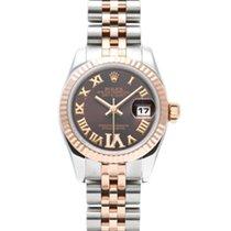 Rolex 179171 Acier 2014 Lady-Datejust 26mm occasion