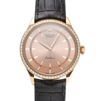 Rolex Cellini Time Ouro rosa 39mm Cor-de-rosa