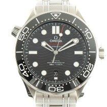 Omega Seamaster Diver 300 M 210.30.42.20.01.001 Meget god Stål 42mm Automatisk