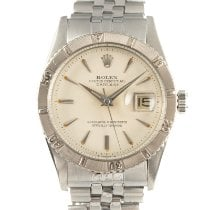 Rolex Datejust Turn-O-Graph pre-owned 36mm Date Steel