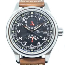 Ball Trainmaster pre-owned Black Leather