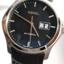 Ebel new Automatic 42mm Steel Sapphire crystal