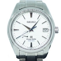 Seiko Titanium Automatic SBGA011 pre-owned Singapore