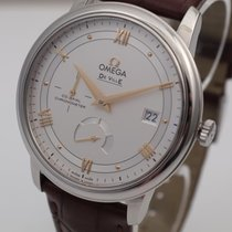 Omega De Ville Prestige new 2020 Automatic Watch with original box and original papers 42413402102002