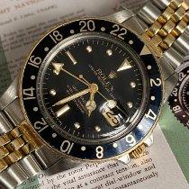 Rolex GMT-Master Or/Acier 40mm Noir Sans chiffres France, Paris