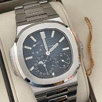 Patek Philippe Nautilus новые 2016 Автоподзавод Часы с оригинальными документами и коробкой 5712/1A-001