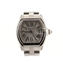 Cartier Roadster Steel 39mm Silver United States of America, New York, New York