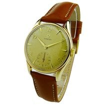 Omega Yellow gold 34mm Manual winding 925319 pre-owned United Kingdom, Sheffield