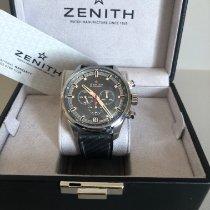 Zenith El Primero Sport Steel 45mm Grey No numerals