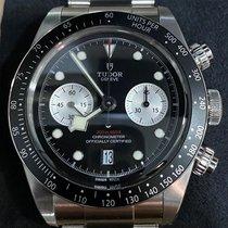 Tudor Black Bay Chrono new 2021 Automatic Chronograph Watch with original box and original papers 79360