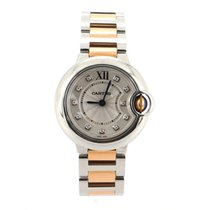 Cartier Ballon Bleu 28mm Steel 28mm Silver United States of America, New York, New York