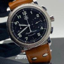 TAG Heuer Targa Florio Steel 40mm Black Arabic numerals