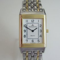 Jaeger-LeCoultre Reverso Classique gebraucht 23mm Silber Gold/Stahl