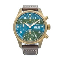 IWC Pilot Spitfire Chronograph Bronze 41mm United States of America, Florida, Hallandale Beach