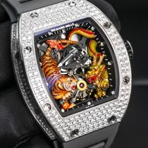 Richard Mille RM 51-01 Unworn White gold