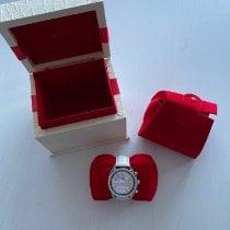 Omega Speedmaster Ladies Chronograph Ocel 35mm Perleťová Arabské Slovensko, 82105