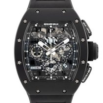 Richard Mille Ceramic Automatic Transparent 40mm pre-owned RM 011